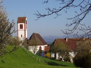 Kirche Obermumpf
