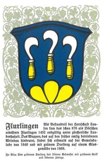 Silberne Rebmesser mit goldenem Griff auf blauem Hintergrund