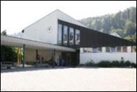 Ansicht Schulhaus Seebel