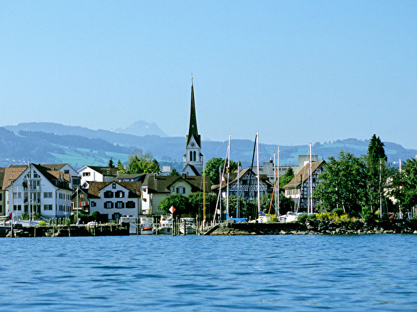 Horn vom See