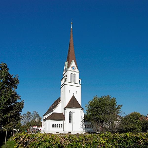 Katholische Kirche Horn