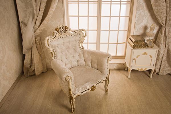 Grafik antike Möbel