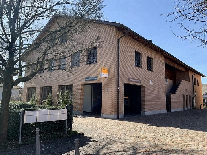 Gemeindeverwaltung Seebnerstrasse 19