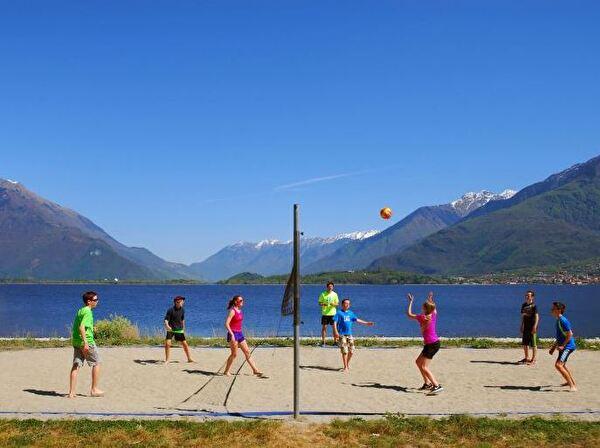 Bild Volleyballspieler