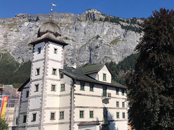 Das Gemeindehaus Schlössli