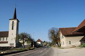 Dorfstrasse Niederbuchsiten