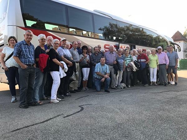 Seniorenausfahrt 2018