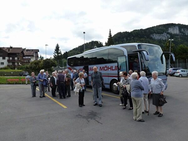 Seniorenausflug 2011