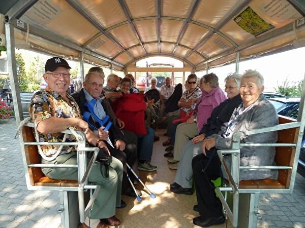Seniorenausflug 2012