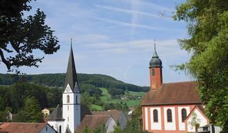 Kirchen in Zuzgen