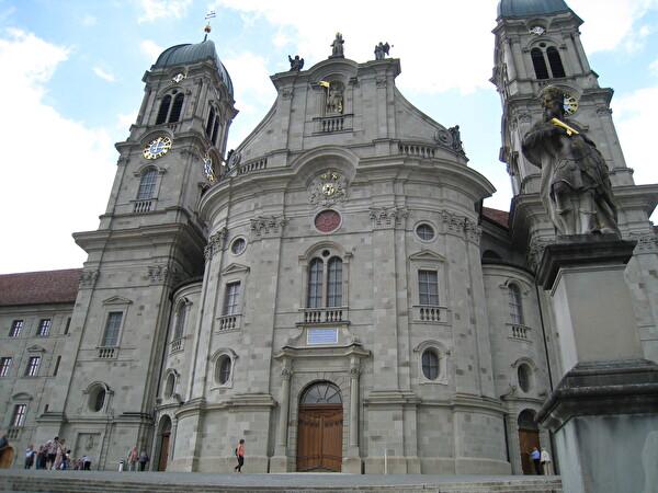 Kirche Einsiedeln