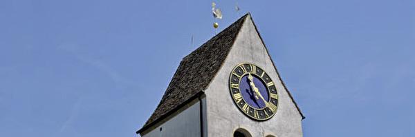 Reformierte Kirche Bonstetten