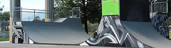 Skatepark du Cours Roger Bonvin