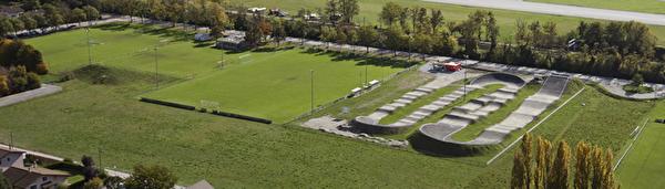 Centre sportif de la Garenne