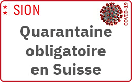 Quarantaine obligatoire