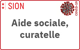 Aide sociale, curatelle
