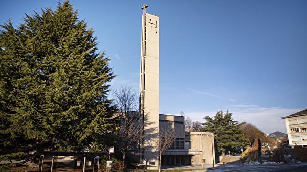 Eglise Rue St-Guérin 3