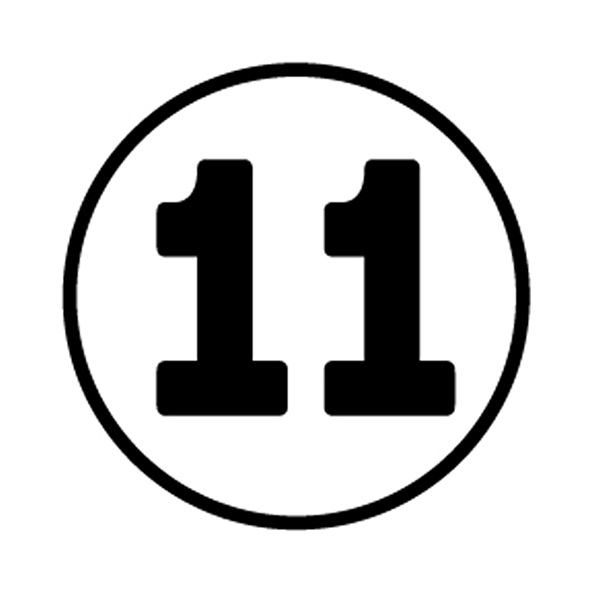 Point 11 logo