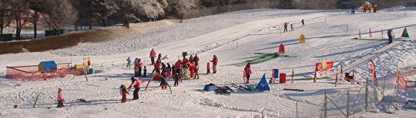 Jardin des neiges de Tourbillon