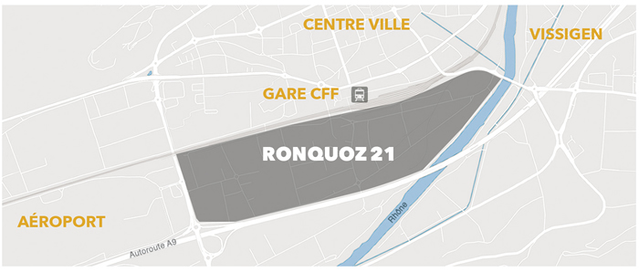 Carte Ronquoz 21