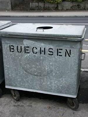 Büchsen-Container