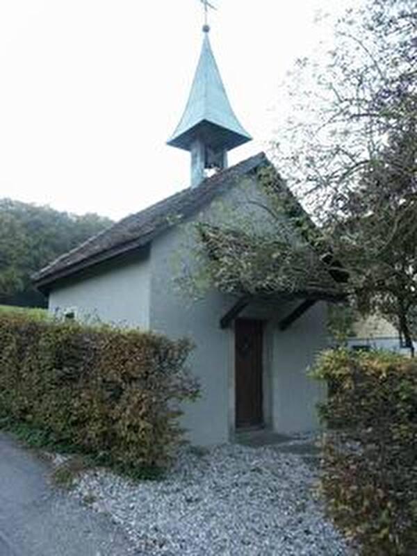 St. Annakapelle in den Wartburghöfen