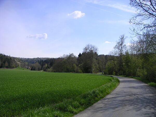 Blick Richtung Heuelmüli