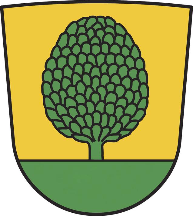Wappen der Gemeinde Buchs ZH