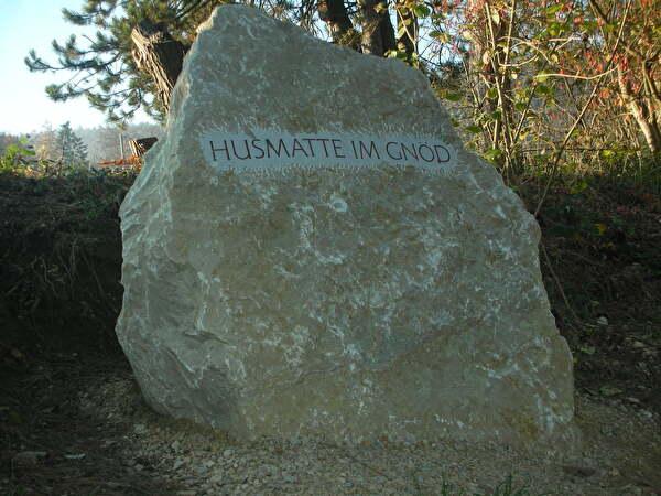 Flurnamenstein
