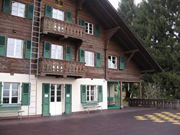 Luftbild Gibelegg-Haus