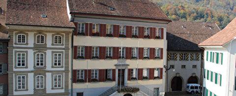 Ansicht Rathaus Aarburg
