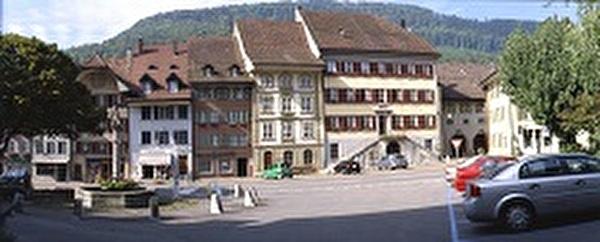 Historisches Städtchen