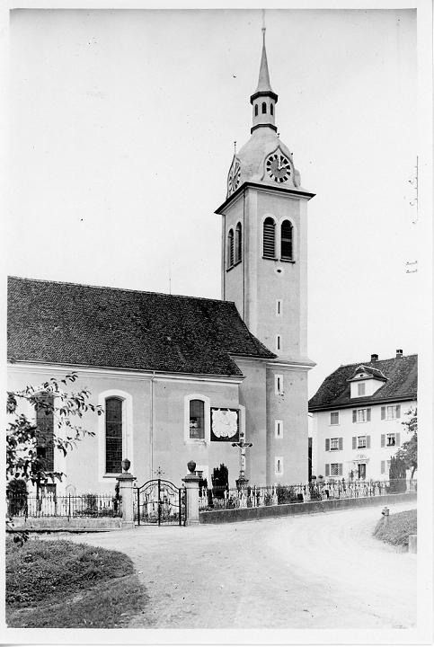 Pfarreikirche