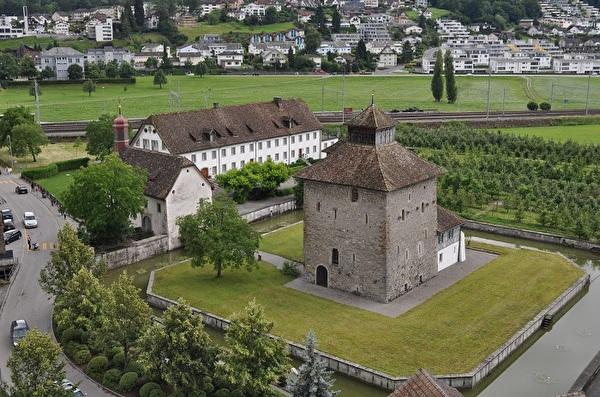 Gemeindehaus Schloss