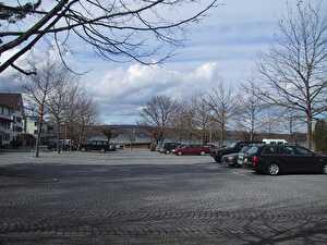 Parkplatz Seeanlage