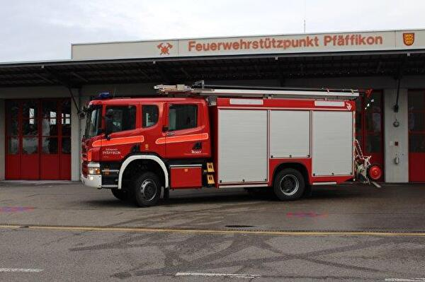 Feuerwehr Fahrzeug