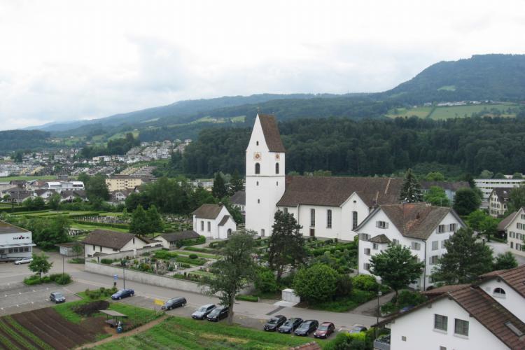 Kirche Freienbach
