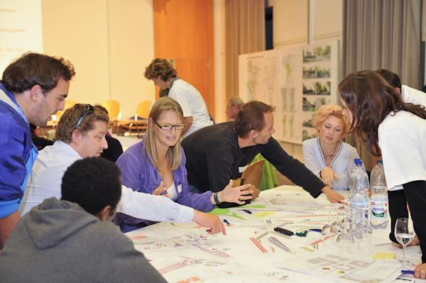 Mitwirkungsveranstaltung: Gruppendiskussionen
