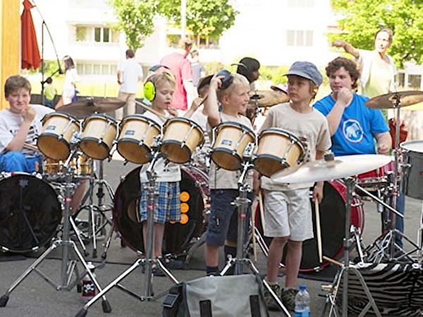 Quartierfest Zug West