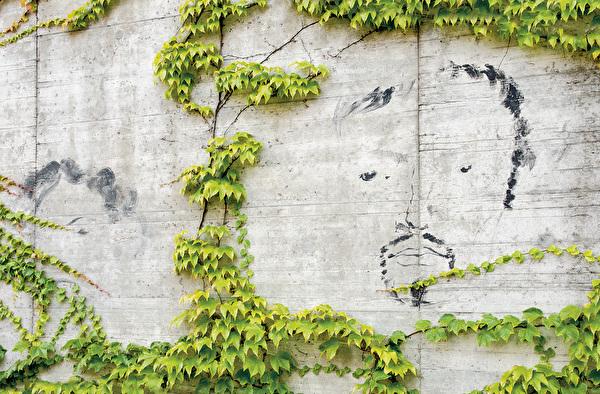 Pavel Pepperstein: Wandmalerei an der kantonalen Strafanstalt Zug