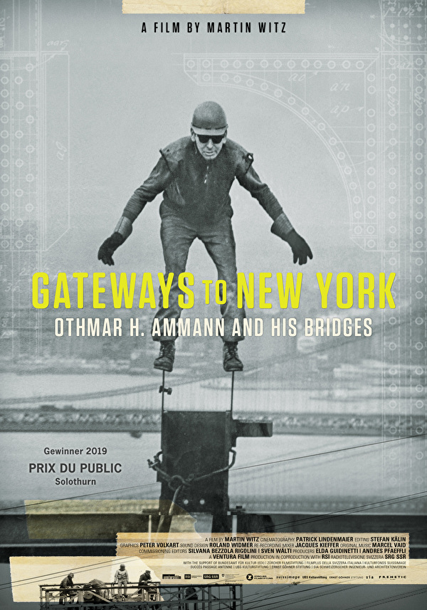 Filmplakat Gateways to New York