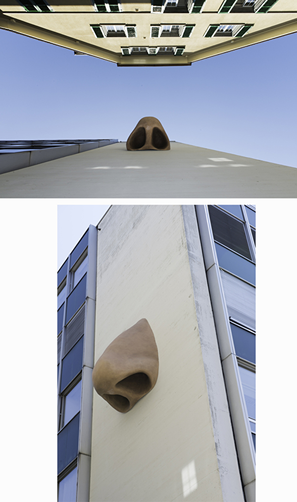 Luca Degunda: Die Nase