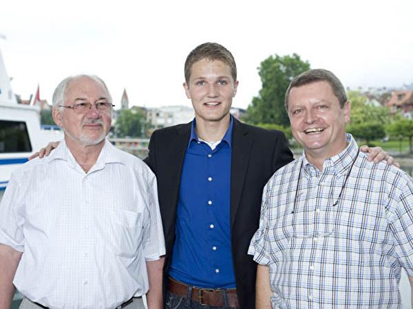 Bild Jungbürgerfeier 2011
