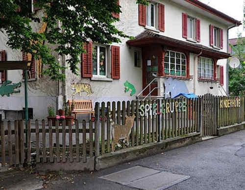 Foto Spielgruppe Kinderhütte