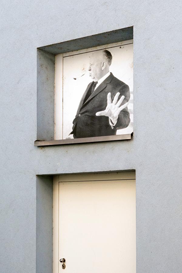 Unbekannt Alfred Hitchcock