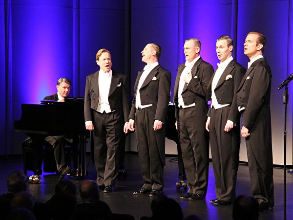 Berlin Comedian Harmonists