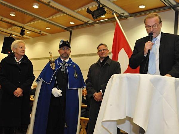 Feier Kantonsratspräsidentin / Landammann