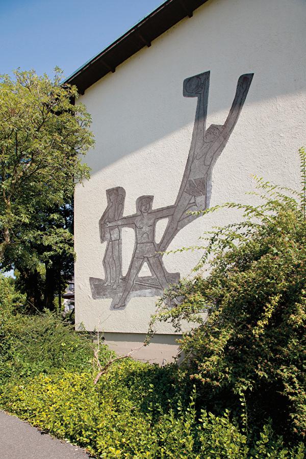 Hans Potthof: Sport
