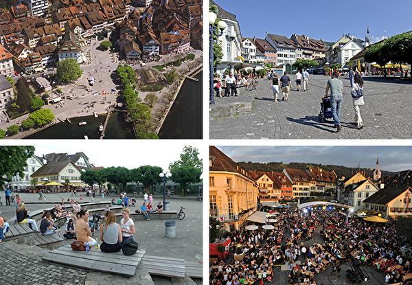 Bild Landsgemeindeplatz