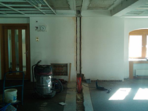 Umbau Bibliothek Zug